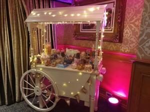 candy cart cart